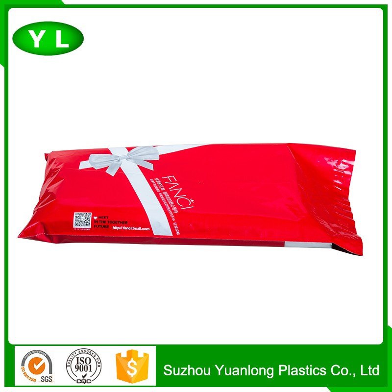 Competitive Price Custom Logo Printed Colored Poly Mailers With High Quality