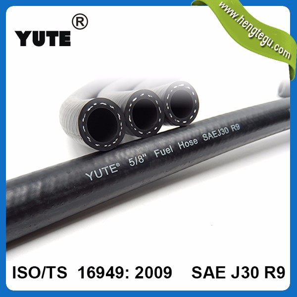 5/16 inch 8mm fuel injection system parts ethanol gasoline rubber hose