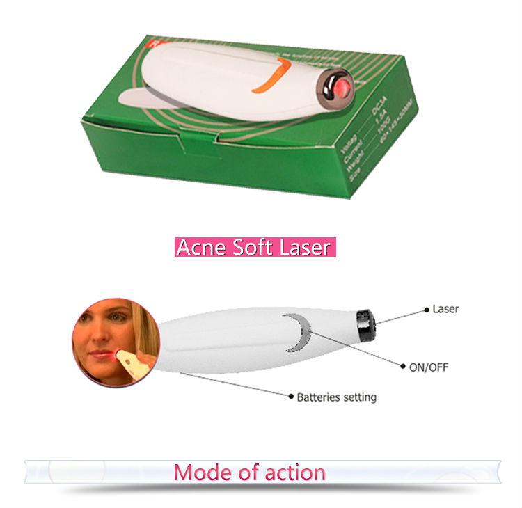 Portable Acne Treatment Facial Rejuvenation Led Soft Laser Device ...