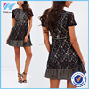 wholesale clothes women sexy girls sexy night dress photos black lace dress