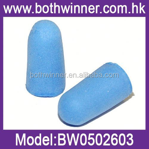 E460 slim fit soft foam ear plugs