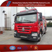 Hot New Products Euro4 15000L Foam Fire Fighting Truck