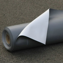 high quality pvc waterproofing materials for concrete roof