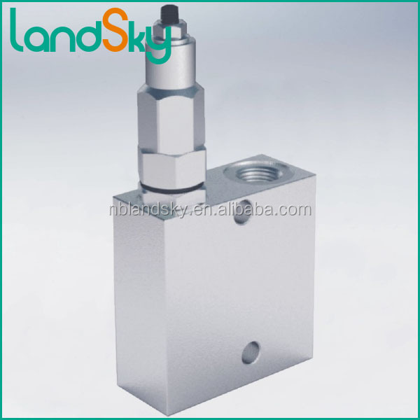 LandSky VSQAPP-G3/8 hydrostatic hydraulic adjustable relief sequence valves sizing