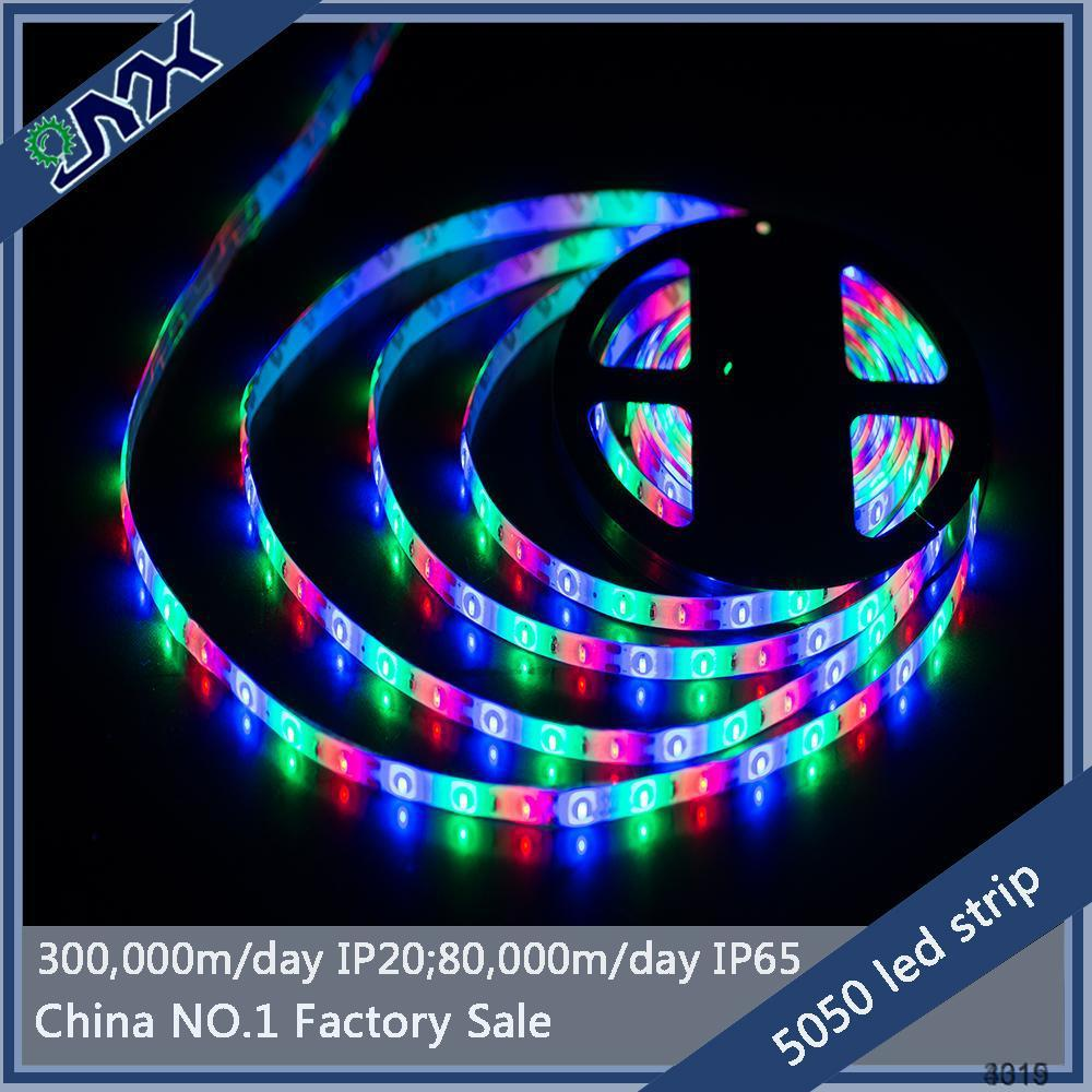 Fixed Color LED Flexible Strips 12V DC
