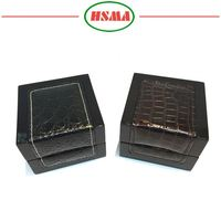 Good price printed alibaba hot sale unfinished wood jewelry boxes small wooden box for watch