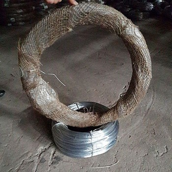gi wire for indian market /small inner roll diameter