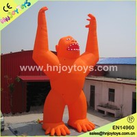 Inflatable ape moster for sale/ Inflatable king kong for advertisement