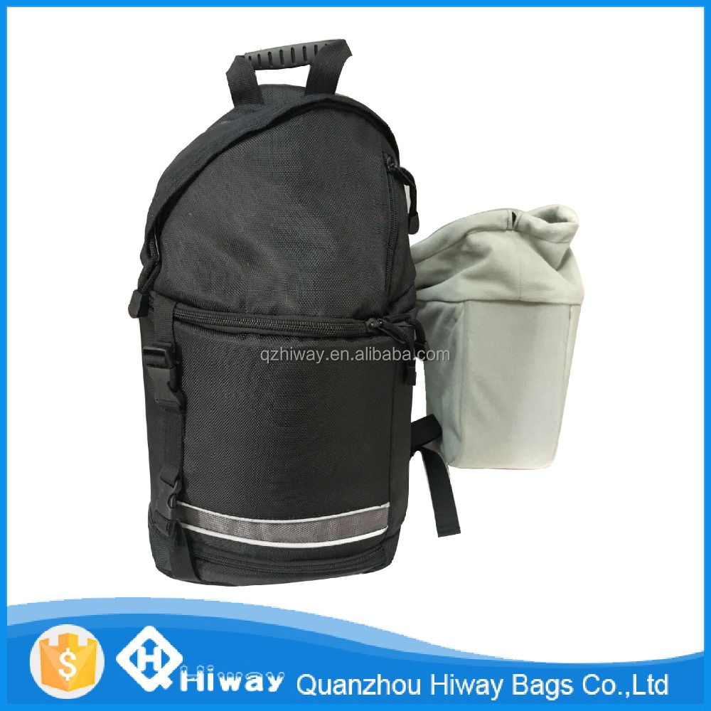 Sling camera bag for teenagers digital camera backpack wholesale 2016 hot sale