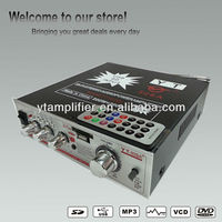 high power amplifier YT-329A /remote control mp3 player