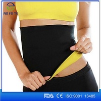 2016 New Products Neoprene Body Shaper Body Slimming Lower Back Waist Trimmer Support Belt