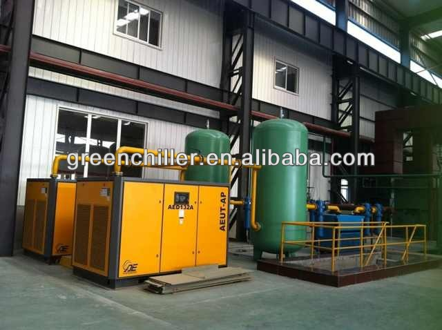 22kw 6bar PM series inverter compressor with PM Motor permanent motor 7 bar air compressor