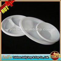 hard/plastic small/12 inch disposable/christmas plastic plates