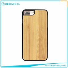 3D Knight real bamboo for ultra slim for iPhone case,bamboo for iPhone case for iPhone 7