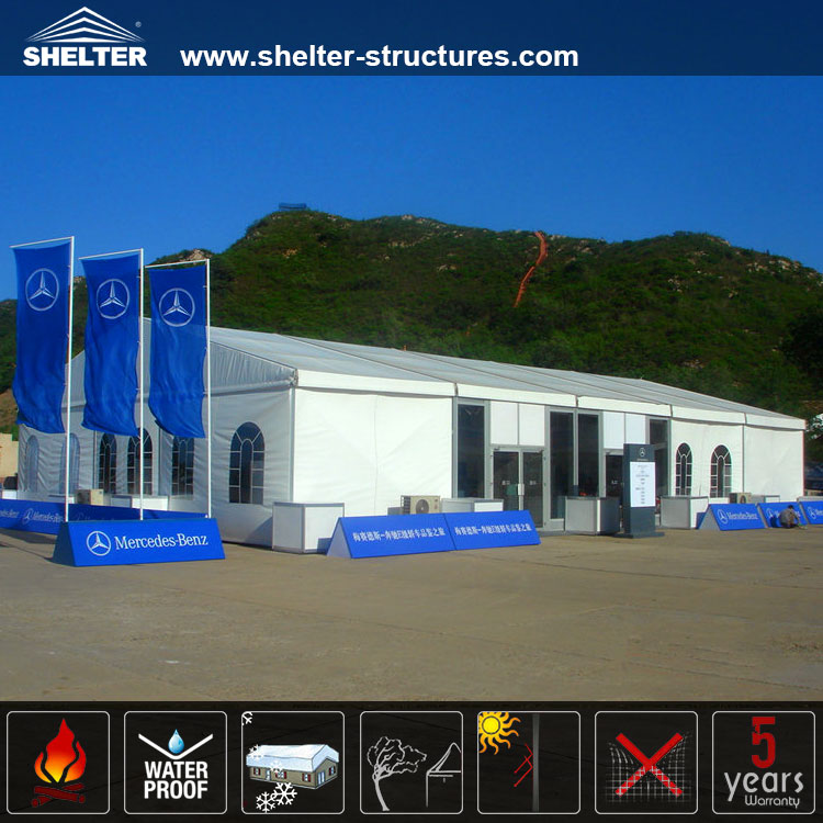 2014 30x40 rent roof top tent for car event