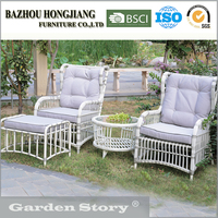 086S Stool and Sofa Set with Coffee Table