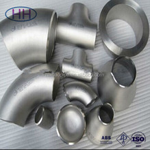 G I BUTT WELD PIPE FITTING