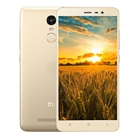 Redmi Note 3 5.5 inch FHD Screen MIUI V7 Smart Phone, MediaTek Helio X10 Octa Core 2.0GHz, RAM: 3GB, ROM: 32GB, Support GPS, GSM