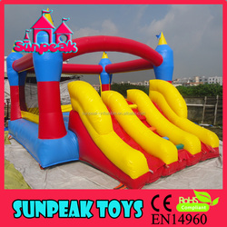 Jungle Inflatable Bouncer/Inflatable Bouncy Castle/Inflatable Combo