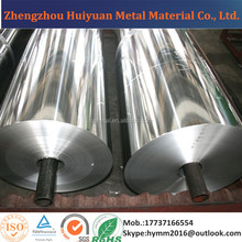 Henan 18 micron Thickness Industrial Aluminum Foil Roll Price