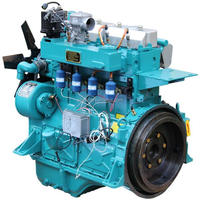 Nantong 45 kW 4 stroke Gas Engine Checked by CCS for sale