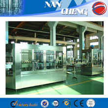 6000BPH Soft Drinks Manufacturing Machine