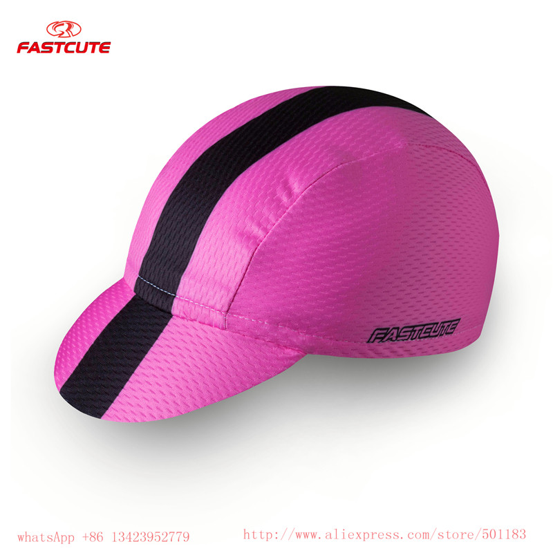 FASTCUTE 2017 Cycling Cap New Pro Team High Quality Outdoor Sport Bike Bicycle Head Cap <strong>Hat</strong> Quick Dry