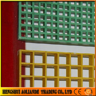 Hot Selling Frp Grating Various Size Rich Colorful/frp Grilling/low Price Fiber Reinforce Plastics