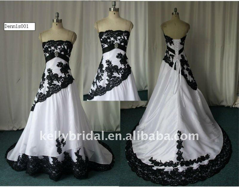 Rose Applique, New Bridal Gown Wedding Gown