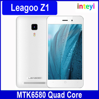 "Original Leagoo Z1 3G 4"" MTK6580 Quad Core Smartphone 800*480 Android 5.1Dual SIM 512MB RAM 4GB ROM Cheap Wholesale Cellphone"