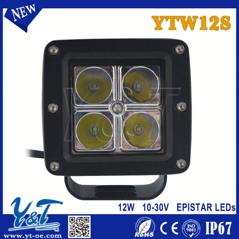 Accept Sample Orders ! cob led work light hot sale led warning light