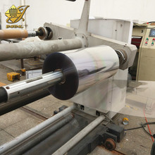 500 microns Plastic Hard Transparent PET Film Sheet In Roll