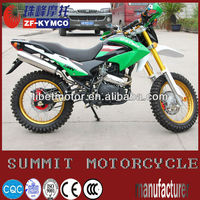 china air cooling cheap adults gas dirt bikes for sale(ZF200GY-5)