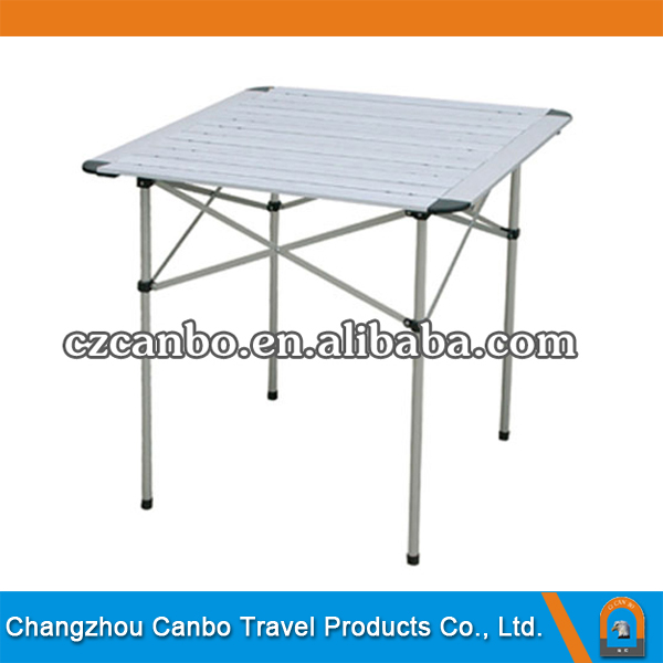 CB-AT007 2014 New Lightweight Aluminum Folding Picnic <strong>Table</strong>