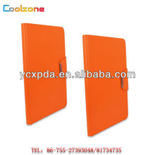 colorful book flip leather case for ipad mini,for tablet PC mini iPad case