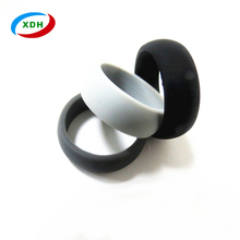 Factory Price Unisex High Quality Silicone Wedding Ring