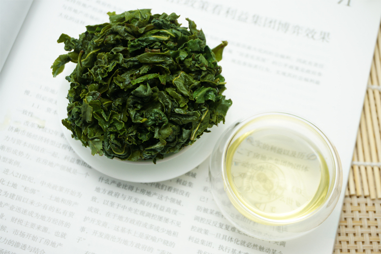 Chinese good taste and cheap tie guan yin oolong tea