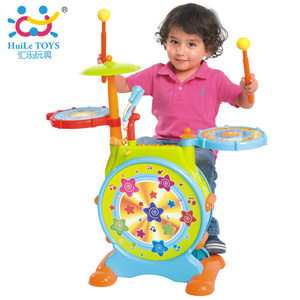 Huile 666 Banging Bopping Drum Wholesale Toy from China Jazz Drum Set Prices with CE