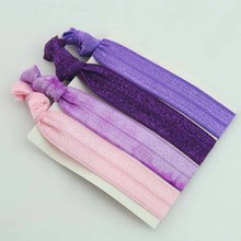 Korea edition tire hair accessories rope hair bands made of hair from China