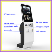 Bill Payment Kiosk With Thermal Printer