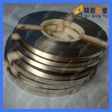 Baoji Pure Nickel Foil Nickel Sheet for Electron