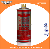 Auto dot3 brake fluid and brake oil
