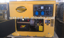 5KW nice silent diesel genset for home use