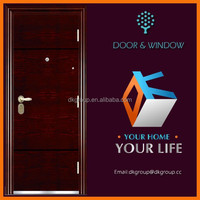 2014 New Designs Popular In Egypt Secure Iron Door From China Manufacture