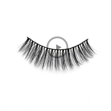 Customized Packaging Own Brand Strip False 4D Faux Mink Lashes