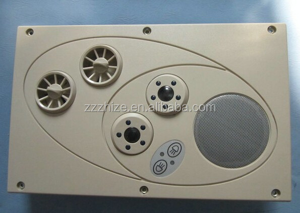 bus reading lamp and vent for suzhou kinglong higer bus