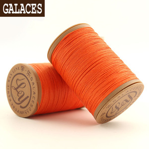 GuangDong Manufactory wholesale 0.55mm Ramie round wax thread, handmade wax thread, leather sewing thread