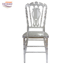 Antique Throne wedding furniture napoleon crystal chair