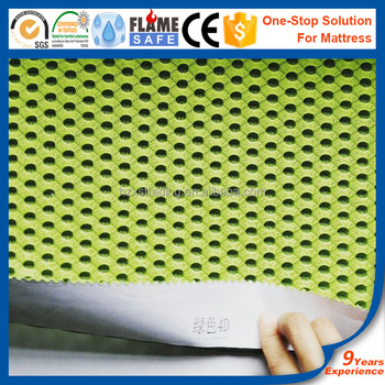 polyester mattress fabric