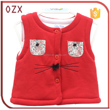 adorable baby winter clothes high quality infant cheap oem clothes baby vests